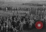 Image of 27th Infantry troops cleaning up at rear area bathhouse France, 1918, second 1 stock footage video 65675048395