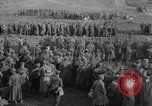 Image of 27th Infantry troops cleaning up at rear area bathhouse France, 1918, second 8 stock footage video 65675048395