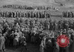 Image of 27th Infantry troops cleaning up at rear area bathhouse France, 1918, second 9 stock footage video 65675048395