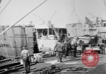 Image of Allied military equipment unloaded from the Arakan Bordeaux France, 1918, second 6 stock footage video 65675048399