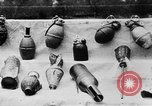 Image of incendiary hand grenades United States USA, 1918, second 1 stock footage video 65675048403