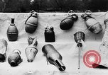 Image of incendiary hand grenades United States USA, 1918, second 2 stock footage video 65675048403