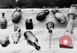 Image of incendiary hand grenades United States USA, 1918, second 3 stock footage video 65675048403