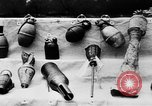 Image of incendiary hand grenades United States USA, 1918, second 4 stock footage video 65675048403