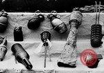 Image of incendiary hand grenades United States USA, 1918, second 7 stock footage video 65675048403