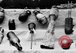 Image of incendiary hand grenades United States USA, 1918, second 8 stock footage video 65675048403