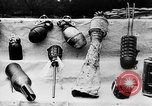 Image of incendiary hand grenades United States USA, 1918, second 9 stock footage video 65675048403