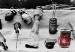 Image of incendiary hand grenades United States USA, 1918, second 12 stock footage video 65675048403