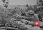 Image of 1903 Springfield rifle with sniper scope United States USA, 1918, second 1 stock footage video 65675048405