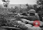 Image of 1903 Springfield rifle with sniper scope United States USA, 1918, second 8 stock footage video 65675048405
