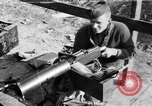 Image of Browning M1917A1 .30-caliber Water-Cooled Machine Gun United States USA, 1918, second 1 stock footage video 65675048407