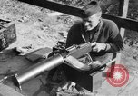 Image of Browning M1917A1 .30-caliber Water-Cooled Machine Gun United States USA, 1918, second 2 stock footage video 65675048407