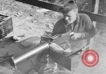 Image of Browning M1917A1 .30-caliber Water-Cooled Machine Gun United States USA, 1918, second 4 stock footage video 65675048407