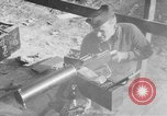 Image of Browning M1917A1 .30-caliber Water-Cooled Machine Gun United States USA, 1918, second 5 stock footage video 65675048407