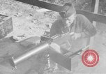 Image of Browning M1917A1 .30-caliber Water-Cooled Machine Gun United States USA, 1918, second 7 stock footage video 65675048407