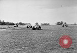 Image of French Renault FT tanks in World War II France, 1918, second 4 stock footage video 65675048414