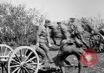 Image of AEF training with small mountain gun France, 1918, second 6 stock footage video 65675048416