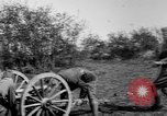 Image of AEF training with small mountain gun France, 1918, second 8 stock footage video 65675048416