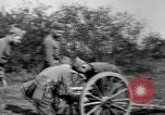 Image of AEF training with small mountain gun France, 1918, second 10 stock footage video 65675048416