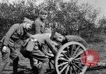 Image of AEF training with small mountain gun France, 1918, second 11 stock footage video 65675048416