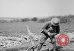 Image of 6 inch mortar demonstration France, 1918, second 10 stock footage video 65675048418