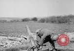 Image of 6 inch mortar demonstration France, 1918, second 11 stock footage video 65675048418