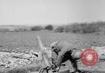 Image of 6 inch mortar demonstration France, 1918, second 12 stock footage video 65675048418