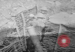 Image of Soldiers firing 6 inch mortar France, 1918, second 1 stock footage video 65675048419