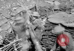 Image of Soldiers firing 6 inch mortar France, 1918, second 7 stock footage video 65675048419