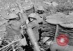 Image of Soldiers firing 6 inch mortar France, 1918, second 11 stock footage video 65675048419