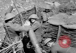 Image of Soldiers firing 6 inch mortar France, 1918, second 12 stock footage video 65675048419
