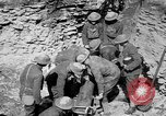 Image of 240mm trench mortar France, 1918, second 9 stock footage video 65675048420