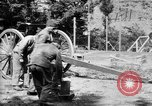 Image of Krupp 77 mm Field Gun Europe, 1918, second 5 stock footage video 65675048421