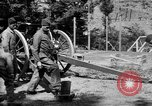Image of Krupp 77 mm Field Gun Europe, 1918, second 6 stock footage video 65675048421