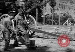 Image of Krupp 77 mm Field Gun Europe, 1918, second 7 stock footage video 65675048421