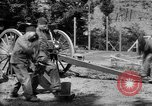 Image of Krupp 77 mm Field Gun Europe, 1918, second 8 stock footage video 65675048421