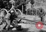Image of Krupp 77 mm Field Gun Europe, 1918, second 11 stock footage video 65675048421
