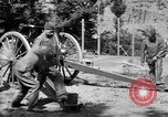 Image of Krupp 77 mm Field Gun Europe, 1918, second 12 stock footage video 65675048421