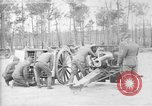 Image of French 75 field gun and caisson United States USA, 1918, second 1 stock footage video 65675048423