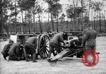Image of French 75 field gun and caisson United States USA, 1918, second 3 stock footage video 65675048423