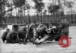 Image of French 75 field gun and caisson United States USA, 1918, second 4 stock footage video 65675048423