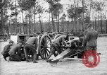 Image of French 75 field gun and caisson United States USA, 1918, second 5 stock footage video 65675048423