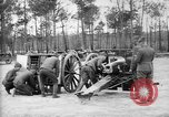 Image of French 75 field gun and caisson United States USA, 1918, second 6 stock footage video 65675048423
