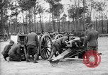 Image of French 75 field gun and caisson United States USA, 1918, second 7 stock footage video 65675048423