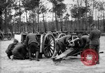 Image of French 75 field gun and caisson United States USA, 1918, second 9 stock footage video 65675048423