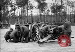 Image of French 75 field gun and caisson United States USA, 1918, second 10 stock footage video 65675048423