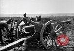 Image of American gunners fire battery of French 75 field pieces United States USA, 1918, second 1 stock footage video 65675048424