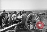 Image of American gunners fire battery of French 75 field pieces United States USA, 1918, second 3 stock footage video 65675048424