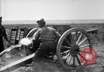 Image of American gunners fire battery of French 75 field pieces United States USA, 1918, second 5 stock footage video 65675048424