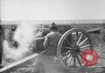 Image of American gunners fire battery of French 75 field pieces United States USA, 1918, second 6 stock footage video 65675048424